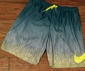 Nike swimming trunks